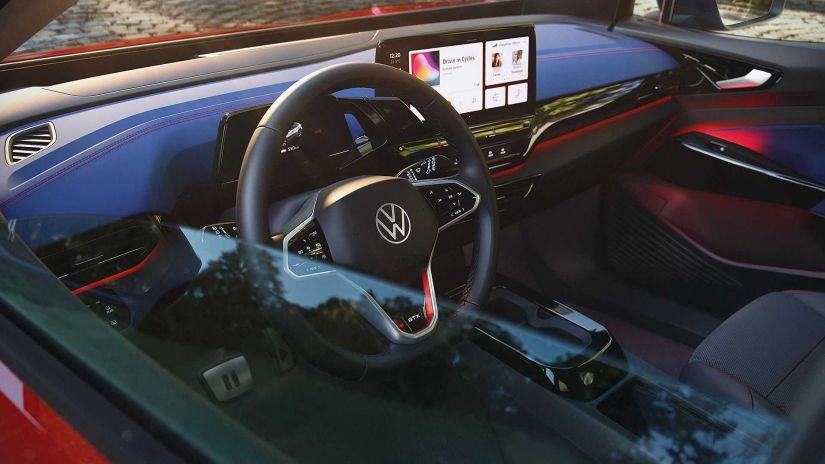 Volkswagen ID.3 elétrico pode ganhar versão esportiva GTX