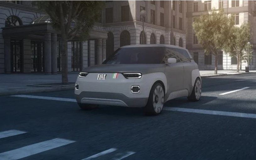 Fiat terá SUV elétrico de baixo custo