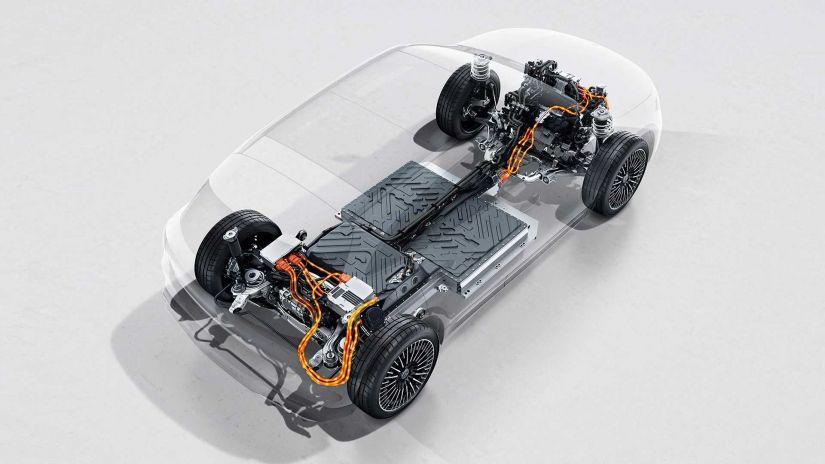 Mercedes EQA elétrico ganha versões com tração nas quatro rodas