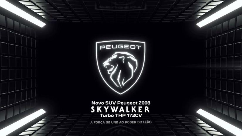 Peugeot revela todos os detalhes da edição especial 2008 Skywalker
