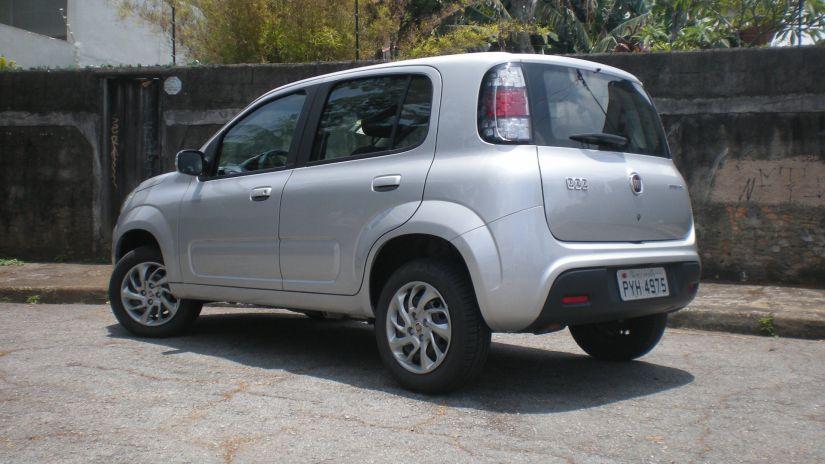 Fiat Uno será vendido em versão única no Brasil