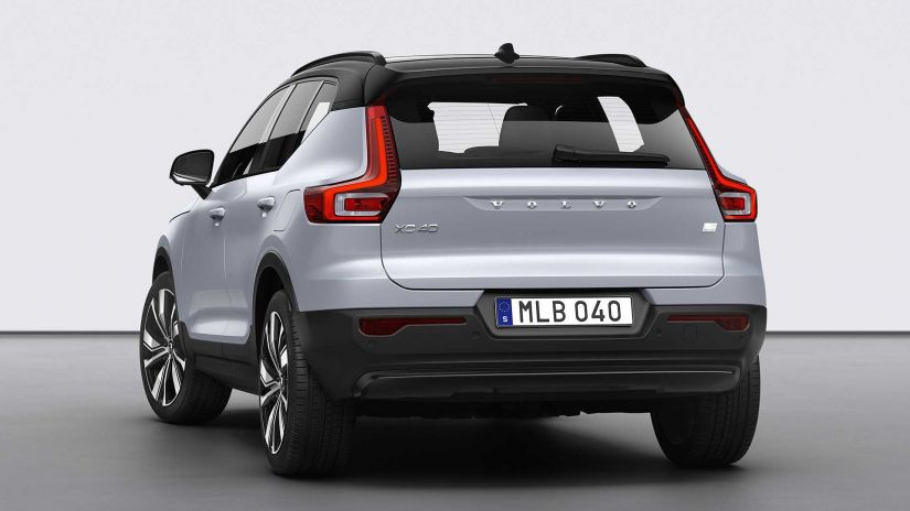Volvo coloca XC40 100% elétrico em pré-venda no Brasil