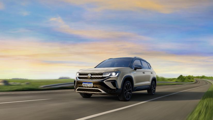 Volkswagen anuncia começo da pré-venda do novo Taos para dia 27 de maio