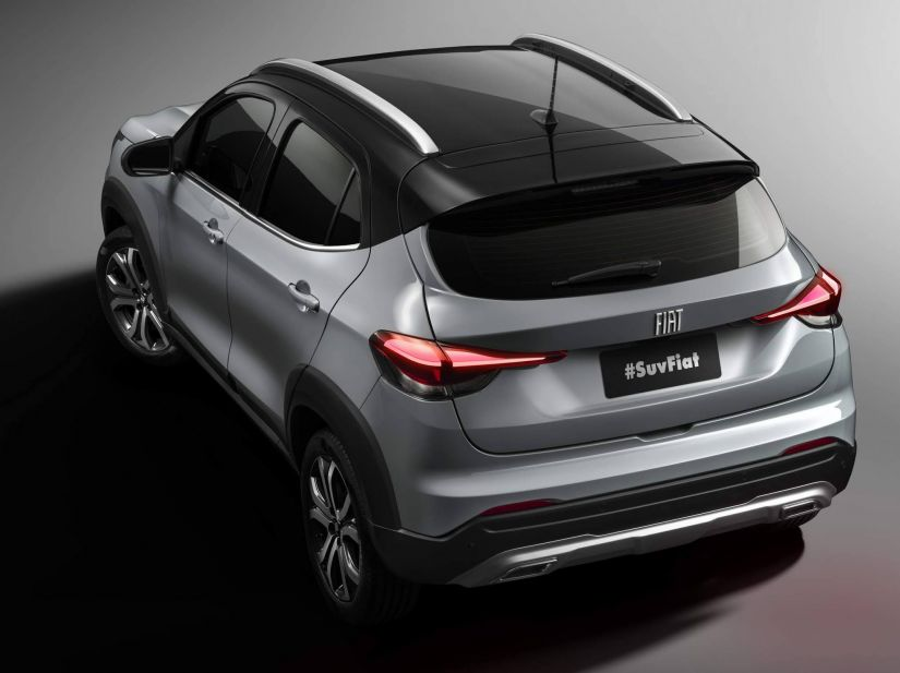 Fiat revela novos detalhes do novo SUV