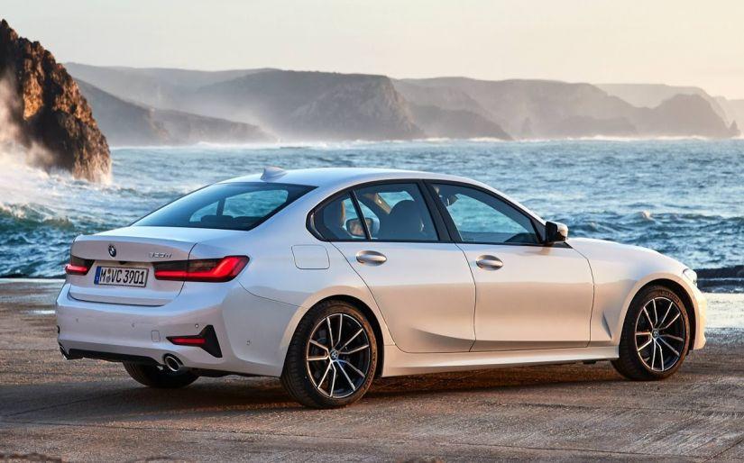 BMW anuncia novidades para o 320i GP 2022