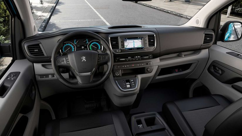 Peugeot anuncia versão da Expert movida a hidrogênio