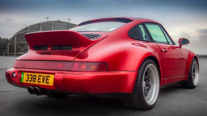 Everrati cria versão de Porsche 911 elétrico