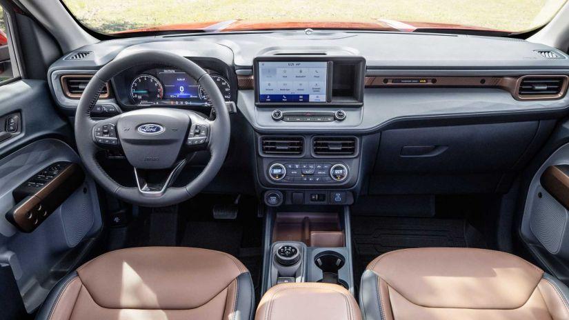 Ford Maverick versão híbrida é revelada pela montadora