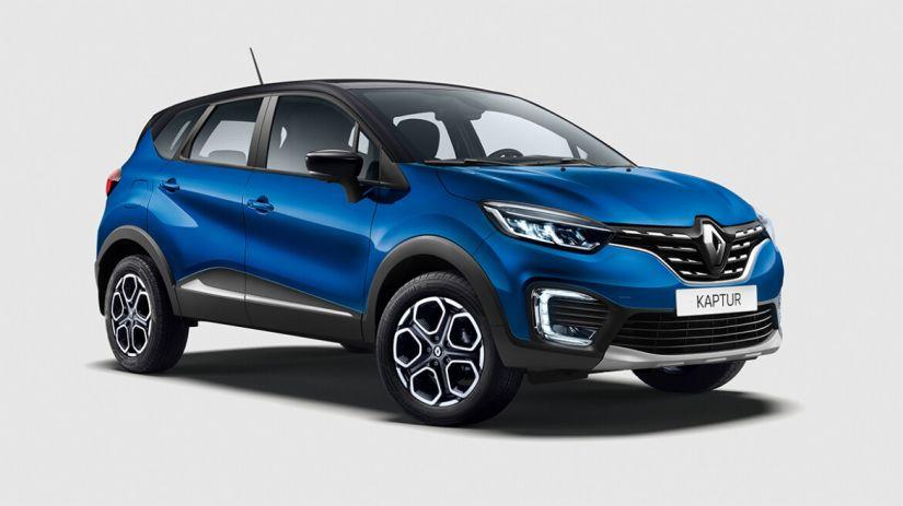 Novo Renault Captur 1.3 entra em produção no Brasil