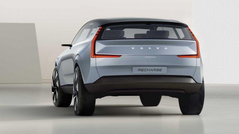 Volvo antecipa futuros veículos elétricos da marca