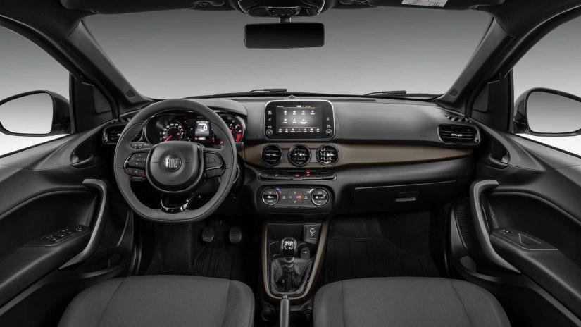 Fiat Cronos 2022 ganha versão S-Design atualizada