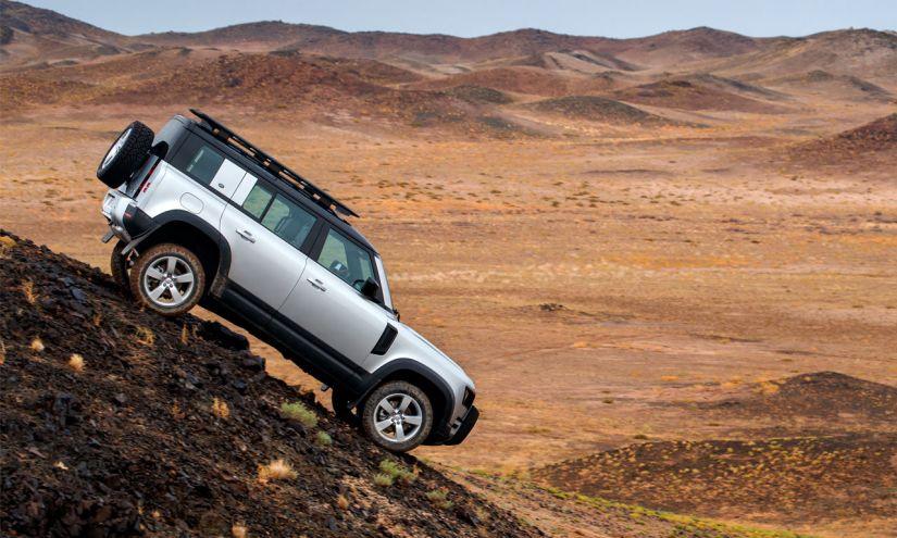 Land Rover anuncia nova linha 2022 do Defender