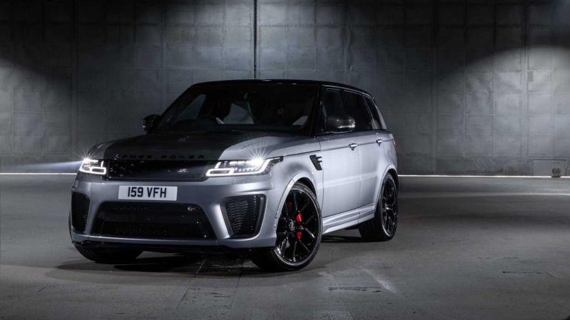 Range Rover Sport terá versão especial de mais de R$ 1 milhão