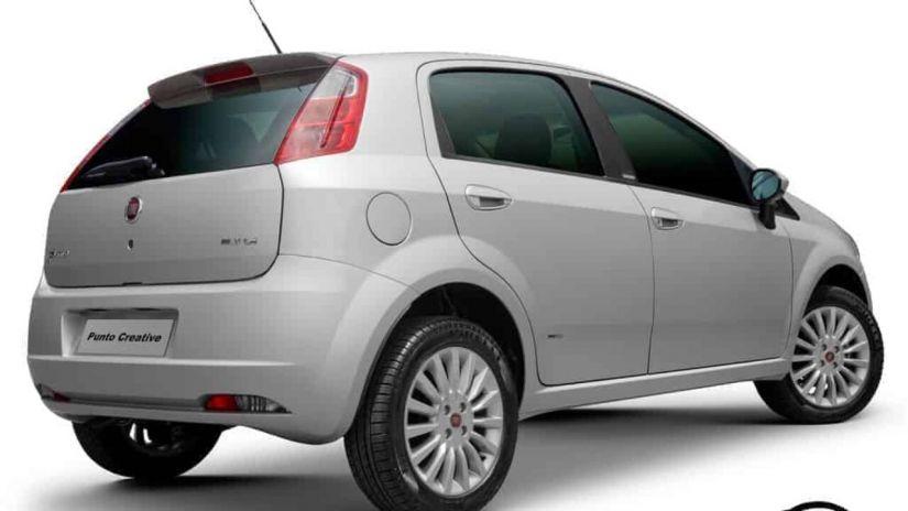 Fiat confirma novo Punto para 2023