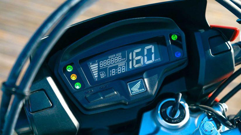 Honda lança Bros 160 2022 com novos elementos visuais - Foto 3