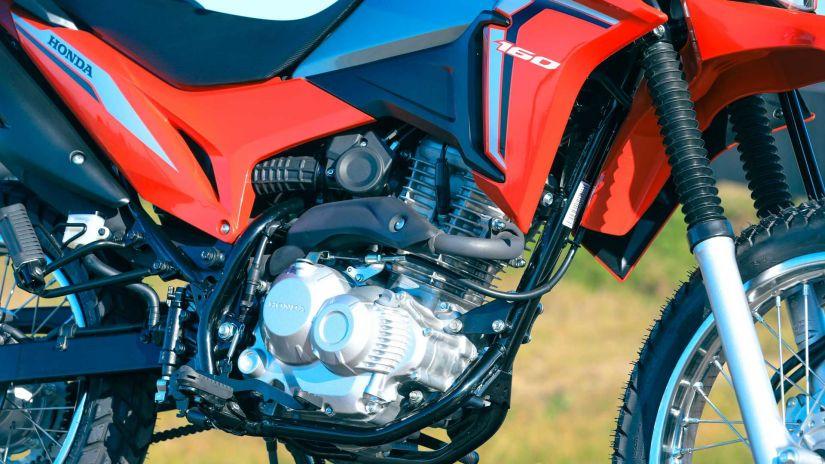 Honda lança Bros 160 2022 com novos elementos visuais - Foto 4