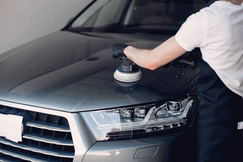 Conheça alguns mitos e verdades sobre pintura e polimento de carro