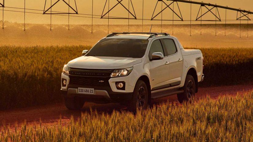 Chevrolet confirma lançamento da S10 Z71 2022 no Brasil