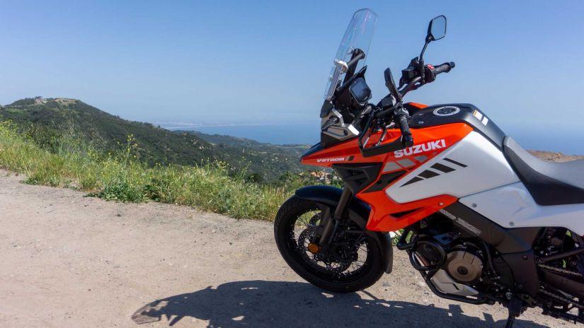 Suzuki confirma chegada da nova V-Strom 1050 2022 para outubro - Foto 1