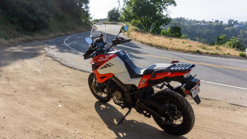 Suzuki confirma chegada da nova V-Strom 1050 2022 para outubro - Foto 3