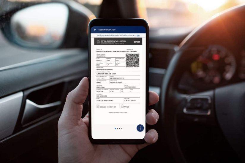 Aprovadas regras para transferência de propriedade de veículos 100% digital