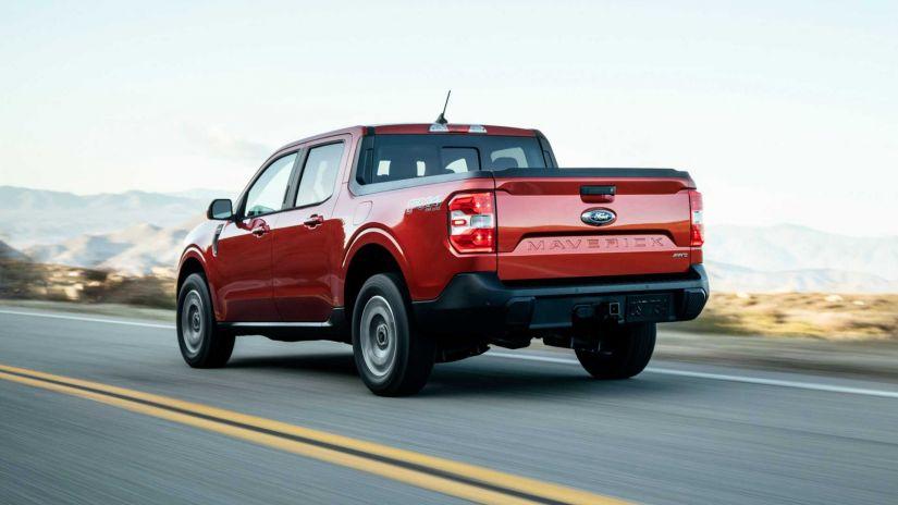 Picape Ford Maverick começa a ser vendida no Brasil