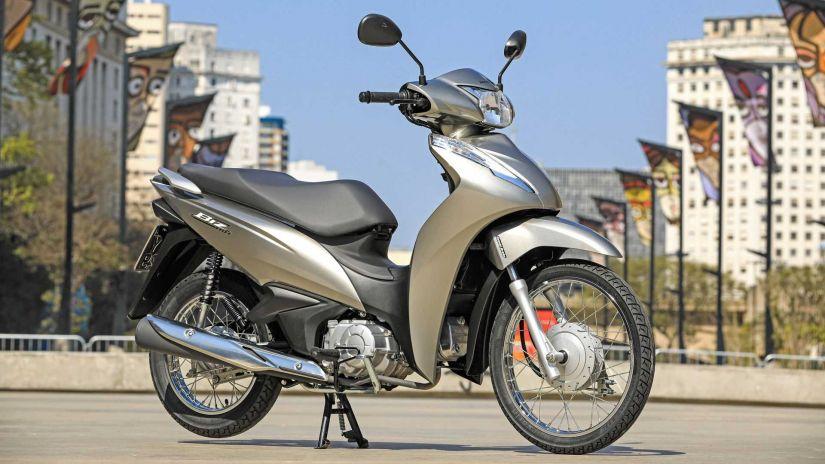 Honda lança nova Biz 2022 com novas opções e preços atualizados - Foto 2