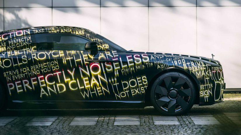 Rolls-Royce confirma lançamento de veículo elétrico