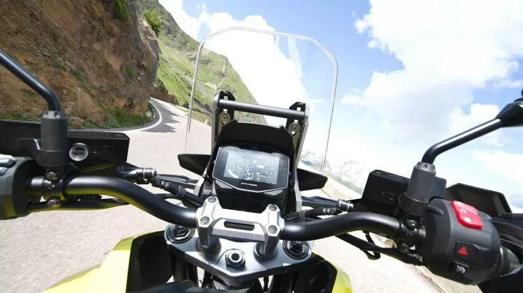 Suzuki V-Strom 1050 XT chega nas lojas por R$ 84.900 - Foto 2