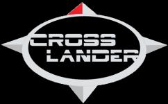 Logo Cross Lander