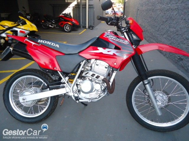 Honda Xr 250 Tornado 2001 2002 Sal 227 O Da Moto 1301