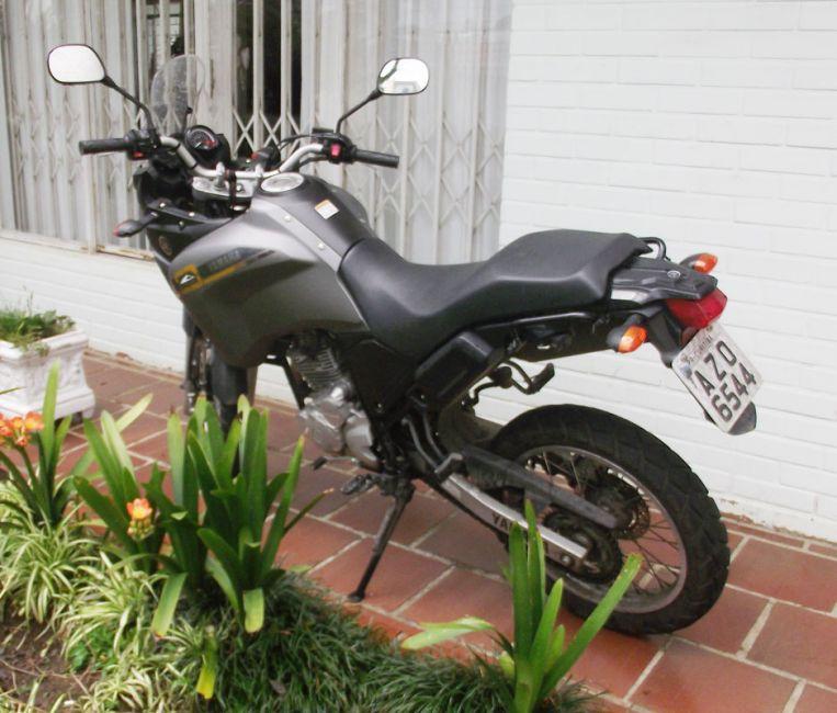 Yamaha XTZ 250 Tenere - Foto #5