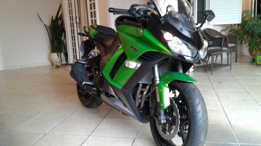 Kawasaki Ninja 1000 (ABS) - Foto #3