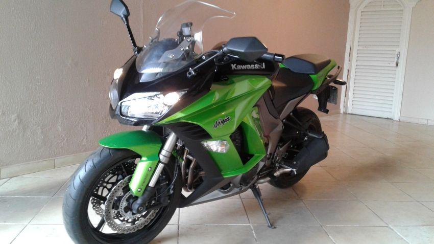 Kawasaki Ninja 1000 (ABS) - Foto #4