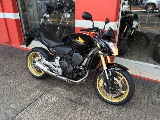 Ficha técnica de la Honda CB 600 F Hornet ABS 2007