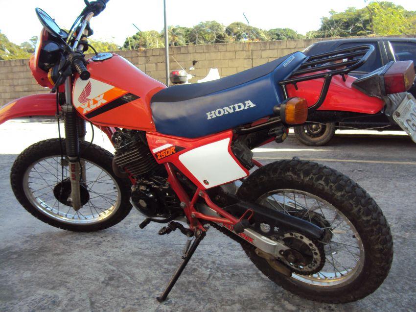Honda XLX 250 R - Foto #2