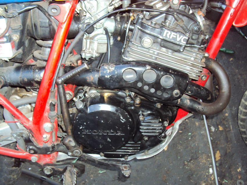 Honda XLX 250 R - Foto #6