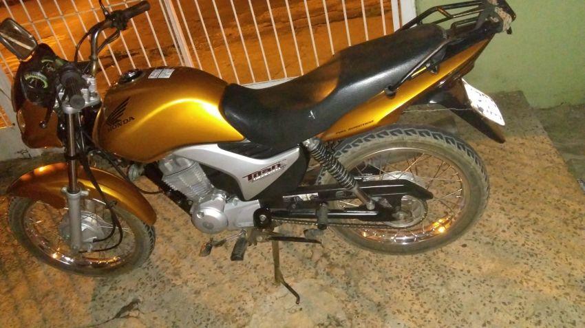 Honda CG 150 Titan ES (mix) - Foto #2