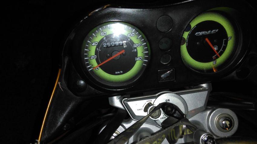 Honda CG 150 Titan ES (mix) - Foto #3