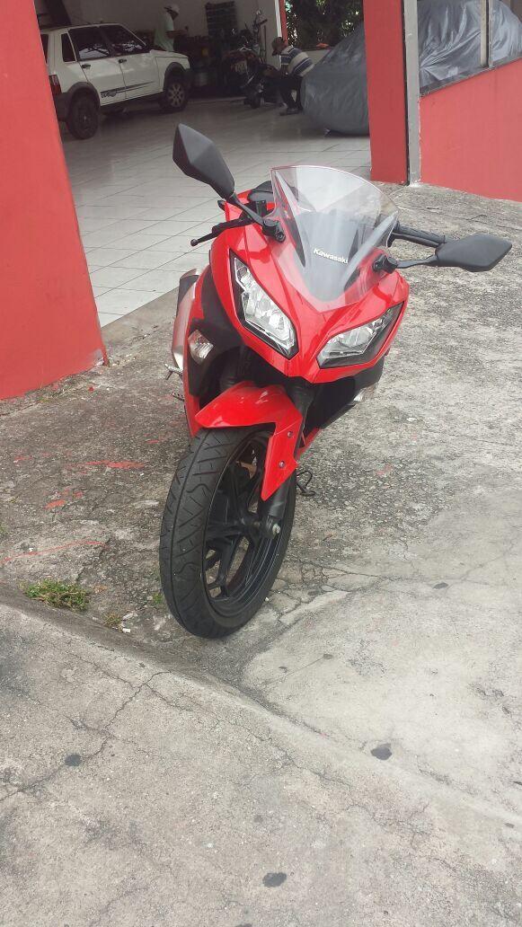 Kawasaki Ninja 300 - Foto #3