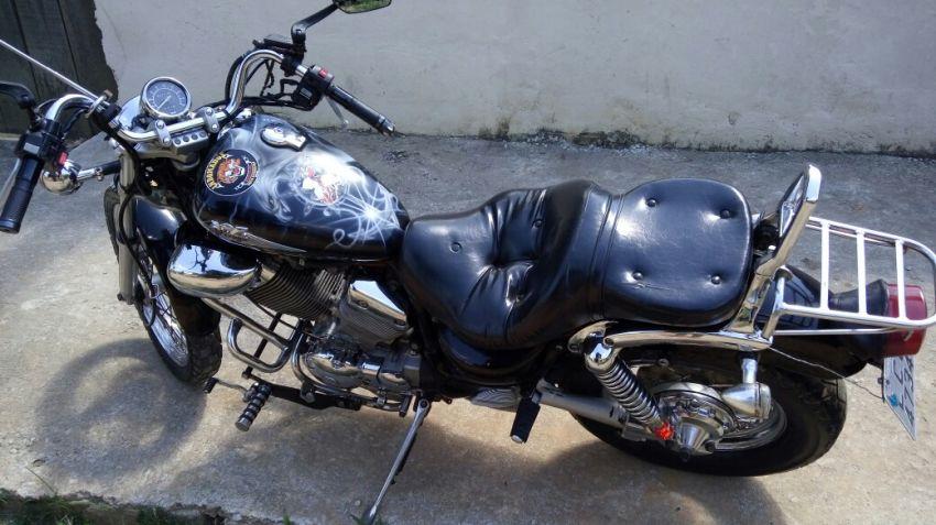 Yamaha XV 535 S Virago - Foto #5