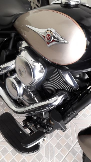 Kawasaki Vulcan 900 Classic LT - Foto #7
