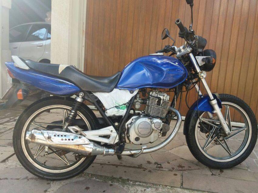 Suzuki EN 125 YES - Foto #1
