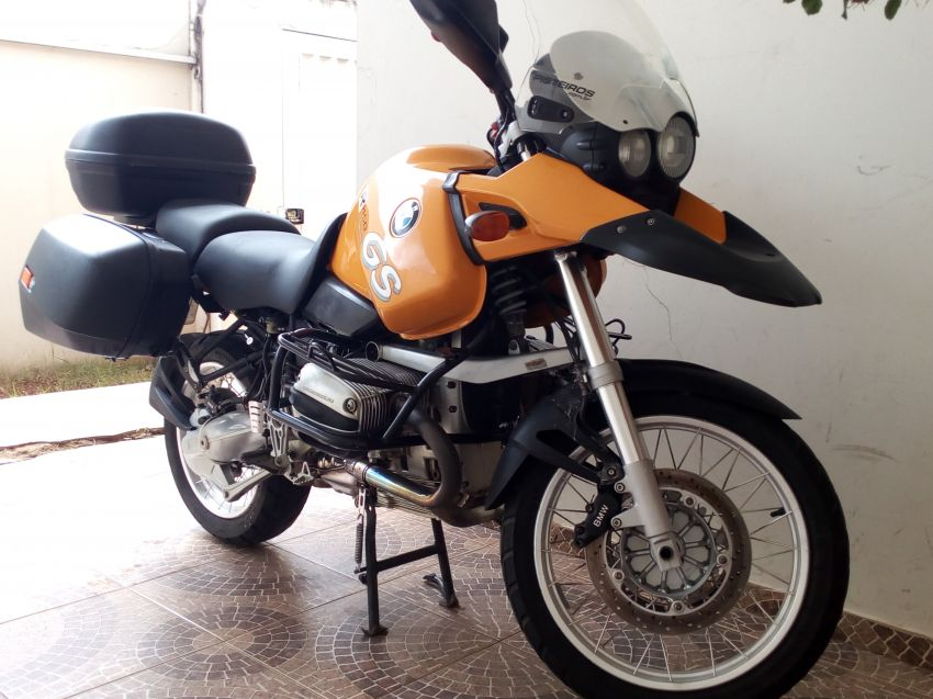 BMW R 1150 Gs - Foto #8