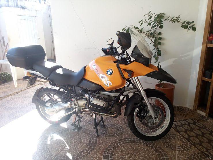 BMW R 1150 Gs - Foto #9