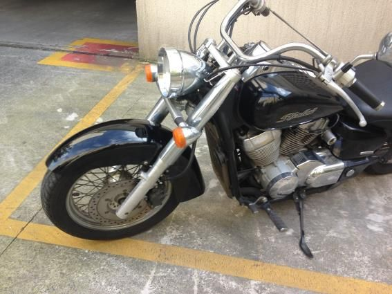 Honda Shadow 750 - Foto #8