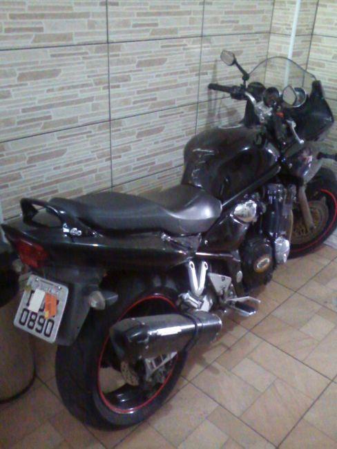 Suzuki Bandit 1200 S - Foto #7