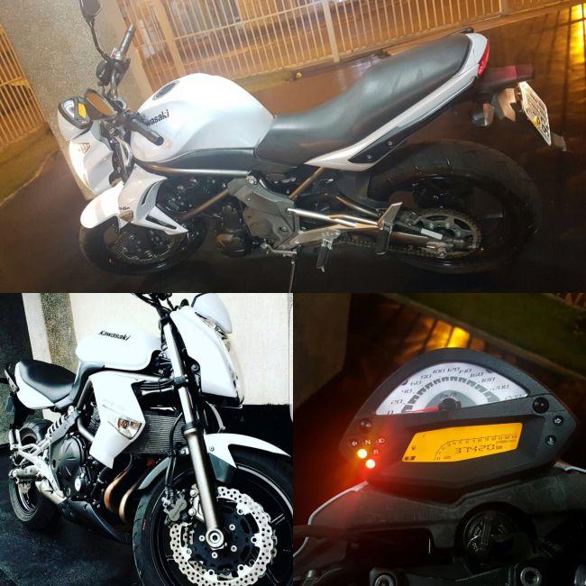 Kawasaki ER 6N (ABS) - Foto #7