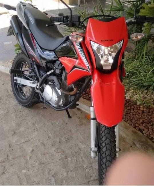 Honda NXR 150 Bros ESD - Foto #1