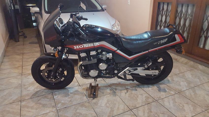 Honda CBX 750 Four - Foto #1